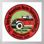 Parque Nacional de las Montañas Rocosas Impresiones