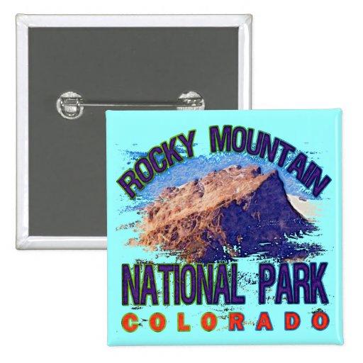 Parque Nacional de las Montañas Rocosas Pins