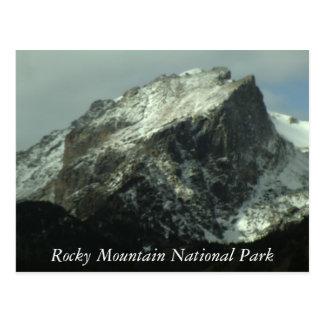 Parque Nacional de las Montañas Rocosas Postal