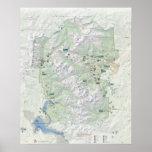 Parque Nacional de las Montañas Rocosas Posters