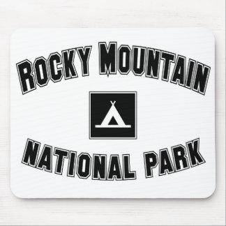 Parque Nacional de las Montañas Rocosas Tapetes De Raton