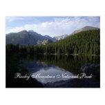 Parque Nacional de las Montañas Rocosas Tarjetas Postales