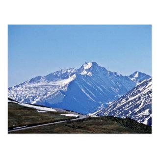 Parque Nacional de las Montañas Rocosas Tarjeta Postal
