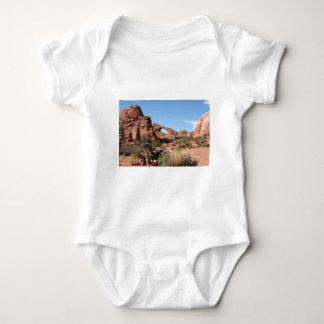 Parque nacional de los arcos, cerca de Moab, Utah, Body Para Bebé