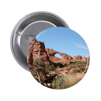 Parque nacional de los arcos, cerca de Moab, Utah, Pin