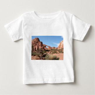 Parque nacional de los arcos, cerca de Moab, Utah, Playera De Bebé