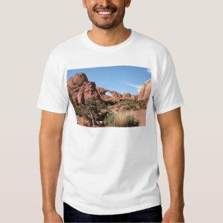 Parque nacional de los arcos, cerca de Moab, Utah, Remera
