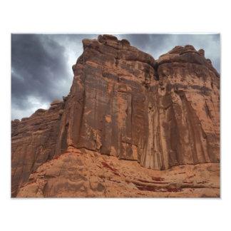Parque nacional de los arcos el órgano fotografías