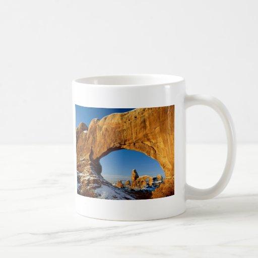Parque nacional de los arcos, Utah.2 Taza