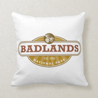 Parque nacional de los Badlands Almohadas