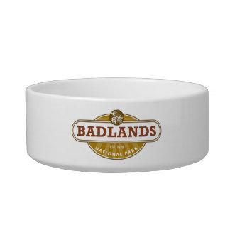 Parque nacional de los Badlands Bol Para Gato