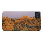 Parque nacional de los Badlands en Dakota del Sur Carcasa Para iPhone 4 De Case-Mate