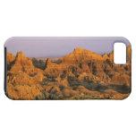Parque nacional de los Badlands en Dakota del Sur Funda Para iPhone SE/5/5s