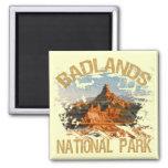 Parque nacional de los Badlands Iman De Nevera