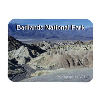 Parque nacional de los Badlands Iman Rectangular