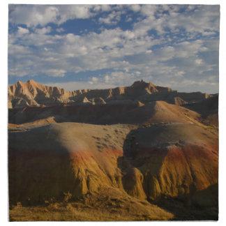 Parque nacional de los Badlands Servilletas