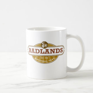 Parque nacional de los Badlands Tazas De Café