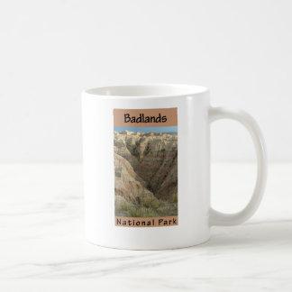 Parque nacional de los Badlands Tazas