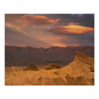 Parque nacional de los E.E.U.U., California, Death Póster