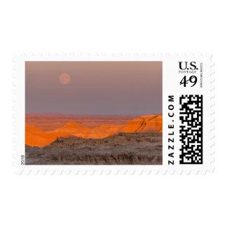 Parque nacional de los E.E.U.U., Dakota del Sur, Sellos