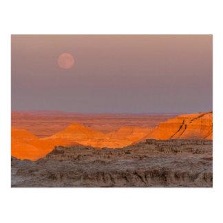 Parque nacional de los E.E.U.U., Dakota del Sur, Tarjeta Postal
