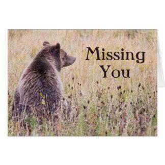 Parque nacional de los E.E.U.U., Wyoming, Tarjeta De Felicitación