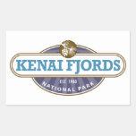 Parque nacional de los fiordos de Kenai Rectangular Altavoz