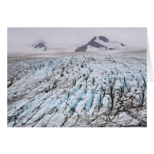 Parque nacional de los fiordos de Kenai Tarjeta De Felicitación