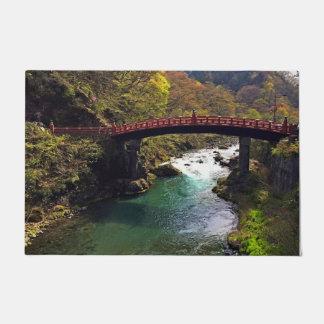 Parque nacional de Nikko, estera de puerta del Felpudo