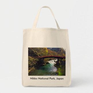 Parque nacional de Nikko, la bolsa de asas del