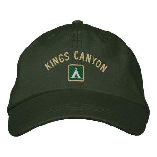 Parque nacional de reyes Canyon Gorras Bordadas