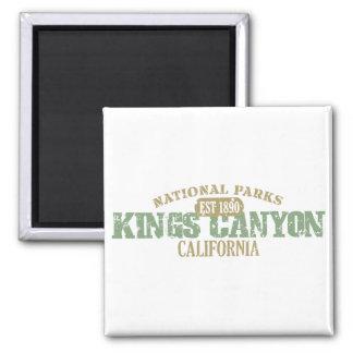 Parque nacional de reyes Canyon Iman