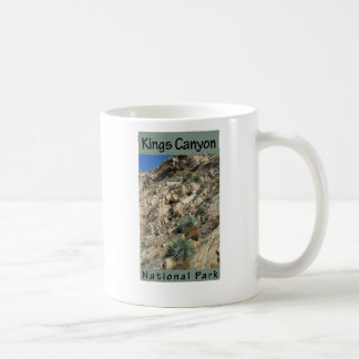 Parque nacional de reyes Canyon Taza De Café