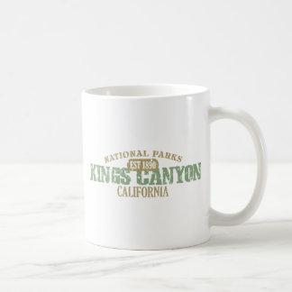 Parque nacional de reyes Canyon Tazas