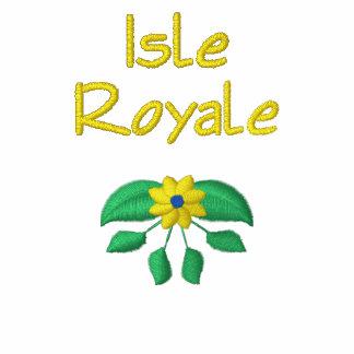 Parque nacional de Royale de la isla