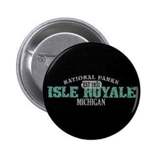 Parque nacional de Royale de la isla Pins