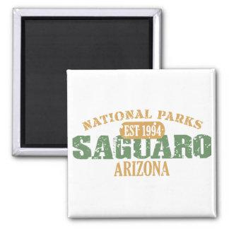 Parque nacional de Saguaro Iman De Nevera