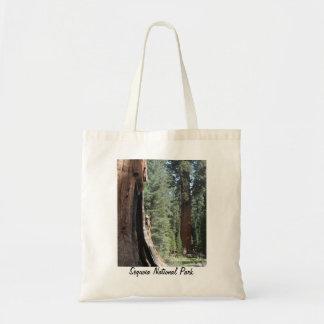 Parque nacional de secoya de general Sherman Tree- Bolsa Tela Barata