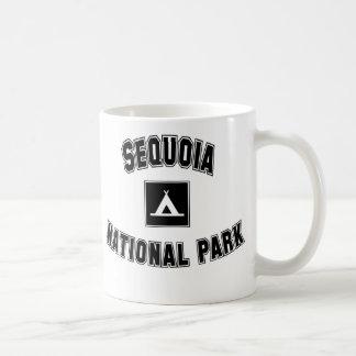 Parque nacional de secoya taza clásica