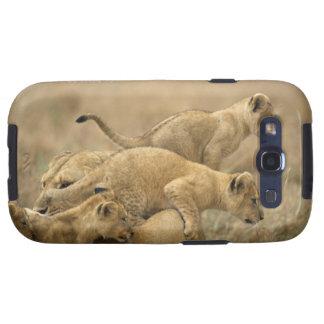 Parque nacional de Serengeti, Tanzania 2 Samsung Galaxy SIII Funda