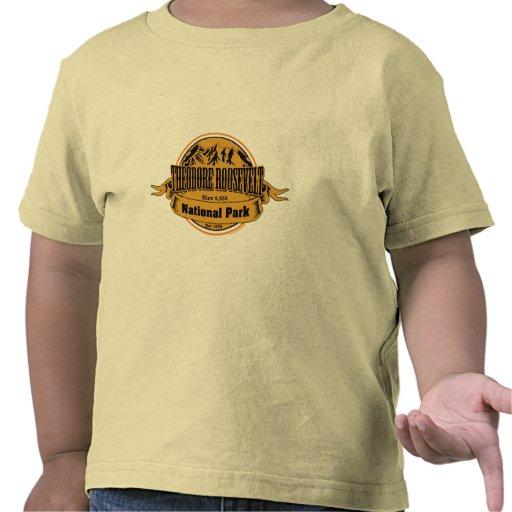 Parque nacional de Theodore Roosevelt, Dakota del  Camisetas