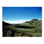 Parque nacional de Tongariro del cráter extinto, I Tarjetas Postales
