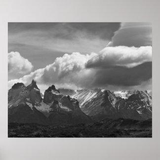 Parque nacional de Torres Del Paine, Cuernos y Póster