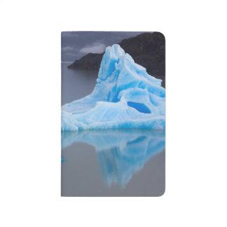 Parque nacional de Torres del Paine, hielo glacial Cuadernos