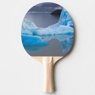 Parque nacional de Torres del Paine, hielo glacial Pala De Tenis De Mesa