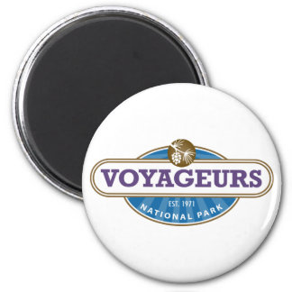 Parque nacional de Voyageurs Imán Para Frigorífico
