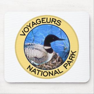 Parque nacional de Voyageurs Mouse Pad
