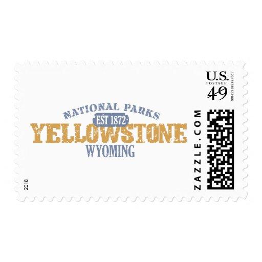 Parque nacional de Yellowstone en parque nacional
