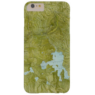 Parque nacional de Yellowstone Funda Barely There iPhone 6 Plus