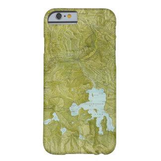 Parque nacional de Yellowstone Funda De iPhone 6 Barely There
